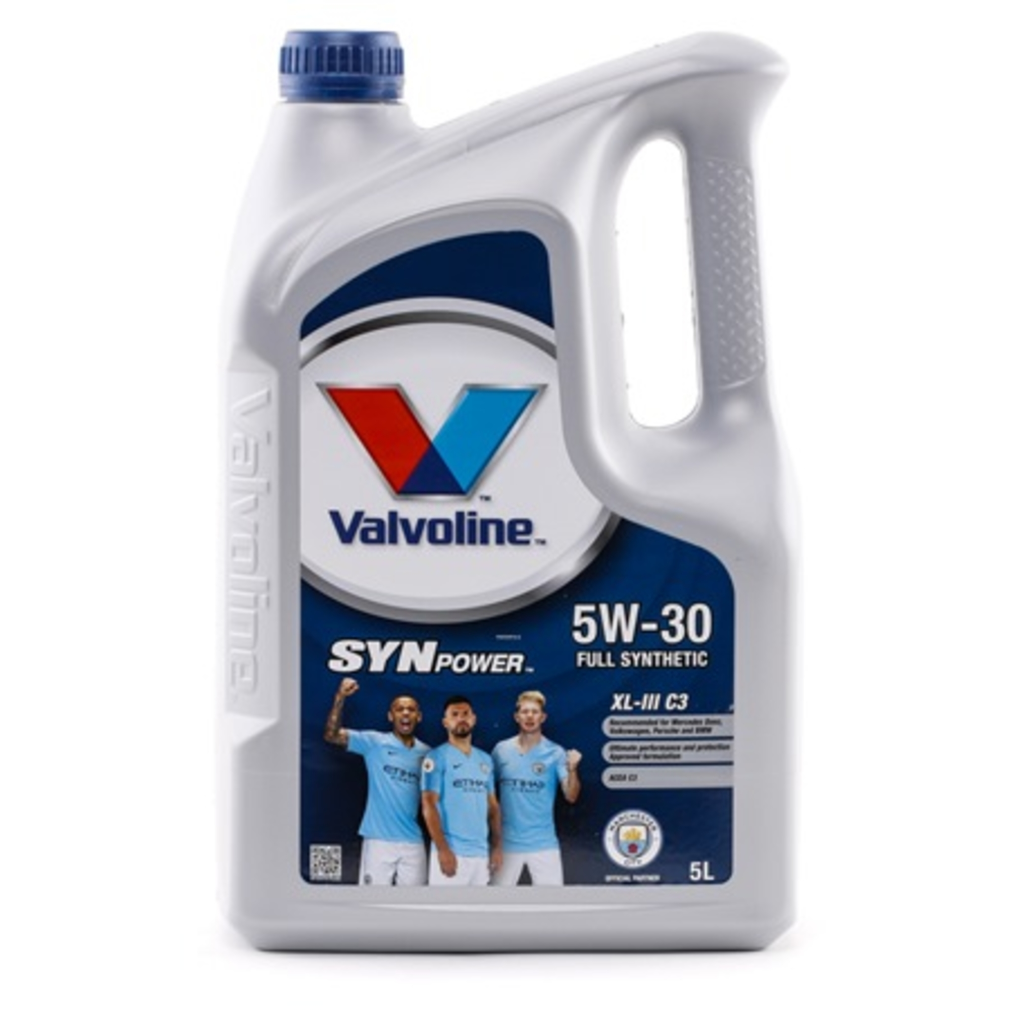 valvoline synpower full synthetic xl-iii c3 sae 5w30 5l